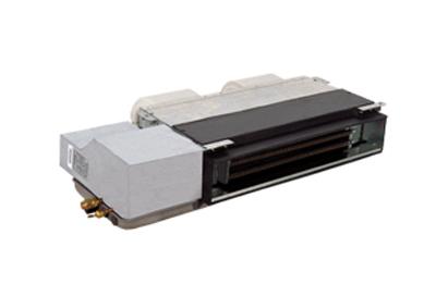 家用中央空调空调的结构包括:压缩机